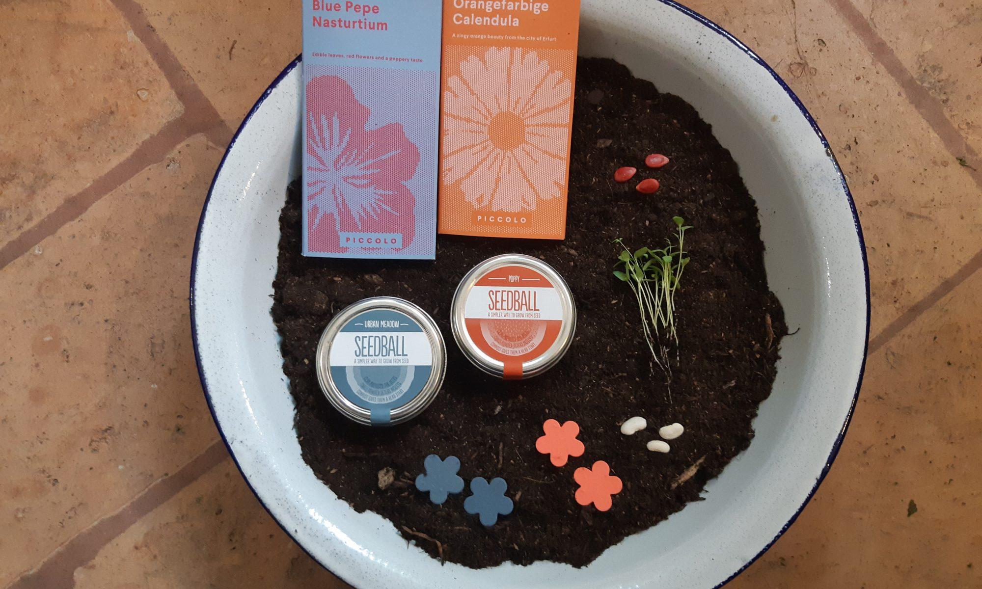 lavori di primavera orto e giardino