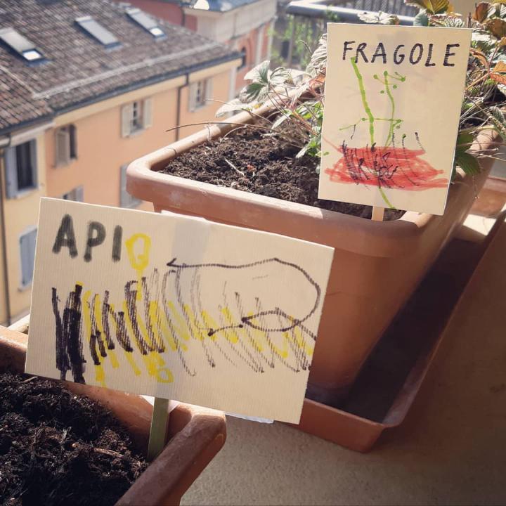primavera tutto intorno - R nel bosco - Reggio Emilia