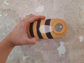 insect eye - lente di ingrandimento - R nel bosco - bee - ape