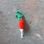 ravanello - verdure all'uncinetto - R nel bosco (26)